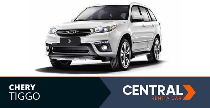 Alquiler de Autos Chery Tiggo Rent a Car