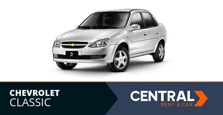 Alquiler de Autos Chevrolet Classic Rent a Car