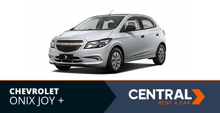 Alquiler de Autos Chevrolet Onix Joy + Rent a Car