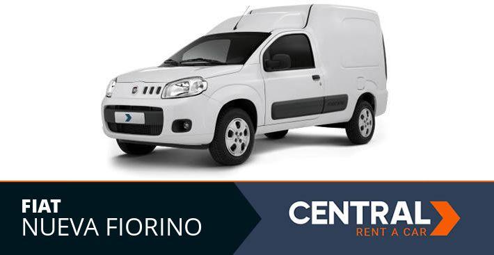 Alquiler de Autos Fiat Nueva Fiorino Rent a Car