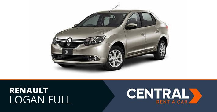 Alquiler de Autos Renault Logan Full Rent a Car
