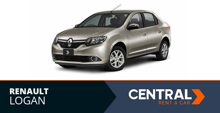 Alquiler de Autos Renault Logan Rent a Car