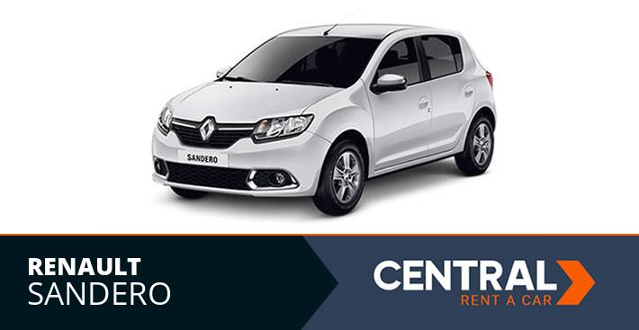 Alquiler de Autos Renault Sandero Rent a Car