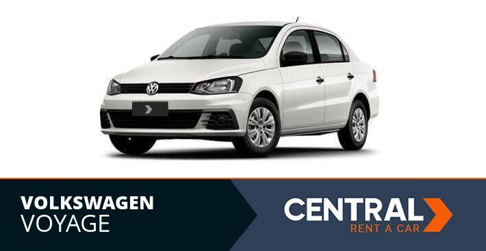 Alquiler de Autos Volkswagen Voyage Rent a Car