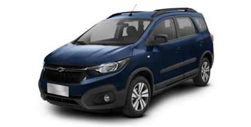 Chevrolet Spin Rent a Car Alquiler de Autos