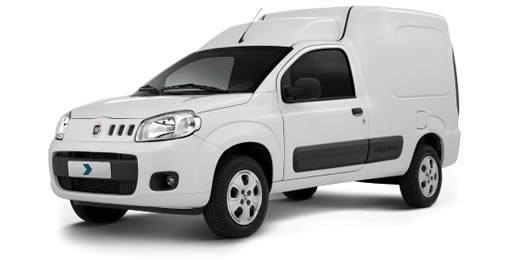 Fiat Nueva Fiorino Rent a Car Alquiler de Autos