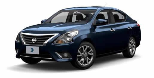 Nissan Versa AT Rent a Car Alquiler de Autos