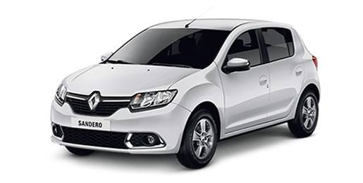 Renault Sandero Rent a Car Alquiler de Autos