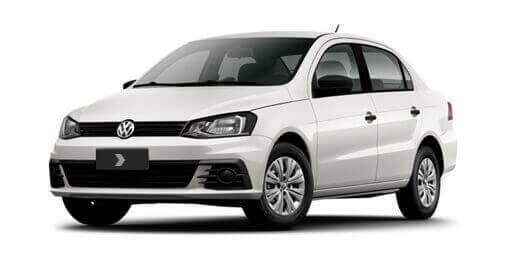 Volkswagen Voyage Rent a Car Alquiler de Autos